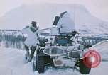 """Image of Italian soldiers in NATO exercise """"Arctic Express"""" Norway, 1970, second 12 stock footage video 65675043182"""