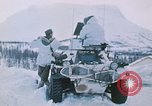 """Image of Italian soldiers in NATO exercise """"Arctic Express"""" Norway, 1970, second 13 stock footage video 65675043182"""