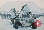 """Image of Italian soldiers in NATO exercise """"Arctic Express"""" Norway, 1970, second 17 stock footage video 65675043182"""