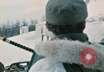 """Image of Italian soldiers in NATO exercise """"Arctic Express"""" Norway, 1970, second 22 stock footage video 65675043182"""