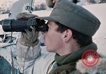 """Image of Italian soldiers in NATO exercise """"Arctic Express"""" Norway, 1970, second 24 stock footage video 65675043182"""