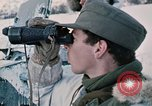 """Image of Italian soldiers in NATO exercise """"Arctic Express"""" Norway, 1970, second 27 stock footage video 65675043182"""