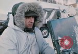 """Image of Italian soldiers in NATO exercise """"Arctic Express"""" Norway, 1970, second 42 stock footage video 65675043182"""