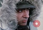 """Image of Italian soldiers in NATO exercise """"Arctic Express"""" Norway, 1970, second 51 stock footage video 65675043182"""