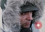 """Image of Italian soldiers in NATO exercise """"Arctic Express"""" Norway, 1970, second 54 stock footage video 65675043182"""
