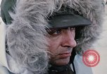 """Image of Italian soldiers in NATO exercise """"Arctic Express"""" Norway, 1970, second 55 stock footage video 65675043182"""
