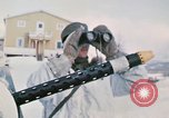 """Image of Italian soldiers in NATO exercise """"Arctic Express"""" Norway, 1970, second 57 stock footage video 65675043182"""