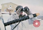 """Image of Italian soldiers in NATO exercise """"Arctic Express"""" Norway, 1970, second 59 stock footage video 65675043182"""