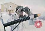 """Image of Italian soldiers in NATO exercise """"Arctic Express"""" Norway, 1970, second 60 stock footage video 65675043182"""