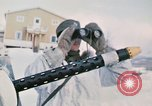"""Image of Italian soldiers in NATO exercise """"Arctic Express"""" Norway, 1970, second 61 stock footage video 65675043182"""
