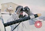 """Image of Italian soldiers in NATO exercise """"Arctic Express"""" Norway, 1970, second 62 stock footage video 65675043182"""