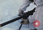 """Image of Canadian machine gun emplacement in NATO Exercise """"Arctic Express"""" Norway, 1970, second 12 stock footage video 65675043186"""