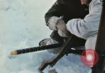 """Image of Canadian machine gun emplacement in NATO Exercise """"Arctic Express"""" Norway, 1970, second 23 stock footage video 65675043186"""