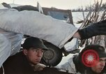 """Image of Canadian machine gun emplacement in NATO Exercise """"Arctic Express"""" Norway, 1970, second 44 stock footage video 65675043186"""