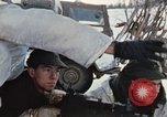 """Image of Canadian machine gun emplacement in NATO Exercise """"Arctic Express"""" Norway, 1970, second 49 stock footage video 65675043186"""