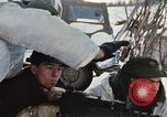 """Image of Canadian machine gun emplacement in NATO Exercise """"Arctic Express"""" Norway, 1970, second 50 stock footage video 65675043186"""