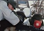 """Image of Canadian machine gun emplacement in NATO Exercise """"Arctic Express"""" Norway, 1970, second 51 stock footage video 65675043186"""
