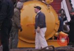 Image of Research bell Newport Rhode Island USA, 1963, second 25 stock footage video 65675043190