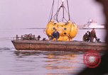 Image of Research bell Newport Rhode Island USA, 1963, second 7 stock footage video 65675043191