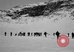 Image of Ski patrolmen Garmisch-Partenkirchen Germany, 1965, second 46 stock footage video 65675043200