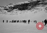 Image of Ski patrolmen Garmisch-Partenkirchen Germany, 1965, second 47 stock footage video 65675043200