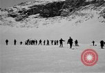Image of Ski patrolmen Garmisch-Partenkirchen Germany, 1965, second 48 stock footage video 65675043200