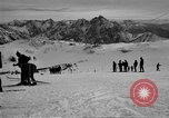 Image of Ski patrolmen Garmisch-Partenkirchen Germany, 1965, second 54 stock footage video 65675043200