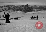 Image of Ski patrolmen Garmisch-Partenkirchen Germany, 1965, second 56 stock footage video 65675043200
