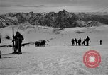 Image of Ski patrolmen Garmisch-Partenkirchen Germany, 1965, second 57 stock footage video 65675043200