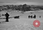Image of Ski patrolmen Garmisch-Partenkirchen Germany, 1965, second 58 stock footage video 65675043200