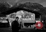 Image of Houses Garmisch-Partenkirchen Germany, 1965, second 5 stock footage video 65675043202