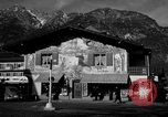 Image of Houses Garmisch-Partenkirchen Germany, 1965, second 7 stock footage video 65675043202