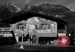 Image of Houses Garmisch-Partenkirchen Germany, 1965, second 9 stock footage video 65675043202