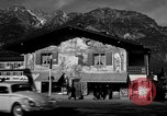 Image of Houses Garmisch-Partenkirchen Germany, 1965, second 10 stock footage video 65675043202