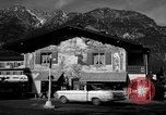 Image of Houses Garmisch-Partenkirchen Germany, 1965, second 12 stock footage video 65675043202
