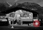 Image of Houses Garmisch-Partenkirchen Germany, 1965, second 15 stock footage video 65675043202