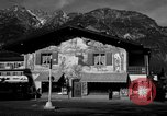 Image of Houses Garmisch-Partenkirchen Germany, 1965, second 16 stock footage video 65675043202