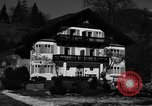 Image of Houses Garmisch-Partenkirchen Germany, 1965, second 20 stock footage video 65675043202