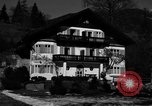 Image of Houses Garmisch-Partenkirchen Germany, 1965, second 24 stock footage video 65675043202
