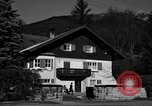 Image of Houses Garmisch-Partenkirchen Germany, 1965, second 26 stock footage video 65675043202
