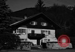 Image of Houses Garmisch-Partenkirchen Germany, 1965, second 28 stock footage video 65675043202