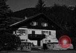 Image of Houses Garmisch-Partenkirchen Germany, 1965, second 30 stock footage video 65675043202