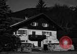 Image of Houses Garmisch-Partenkirchen Germany, 1965, second 37 stock footage video 65675043202