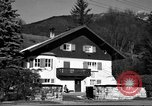 Image of Houses Garmisch-Partenkirchen Germany, 1965, second 40 stock footage video 65675043202