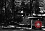 Image of Houses Garmisch-Partenkirchen Germany, 1965, second 50 stock footage video 65675043202