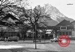 Image of Houses Garmisch-Partenkirchen Germany, 1965, second 51 stock footage video 65675043202