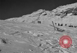 Image of Ski patrol personnel Garmisch-Partenkirchen Germany, 1965, second 34 stock footage video 65675043206