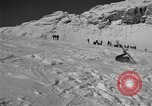 Image of Ski patrol personnel Garmisch-Partenkirchen Germany, 1965, second 35 stock footage video 65675043206