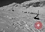 Image of Ski patrol personnel Garmisch-Partenkirchen Germany, 1965, second 36 stock footage video 65675043206