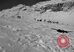 Image of Ski patrol personnel Garmisch-Partenkirchen Germany, 1965, second 37 stock footage video 65675043206
